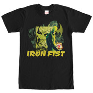 Iron Fist - Green Iron - Mens -T-shirt