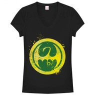 Iron Fist - Fist Splatter Icon - Womans