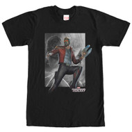 Guardians of the Galaxy - Star Direct - Mens T-shirt