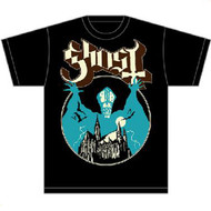 Ghost - Opus - Mens - T-shirt