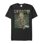 Guardians of the Galaxy Vol 2 - Groot Tree - Mens T-shirt