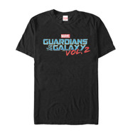 Guardians of the Galaxy Vol 2 - Guardians 2 Logo - Mens T-shirt