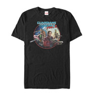 Guardians of the Galaxy Vol 2 - Guardians 2 Group - Mens T-shirt