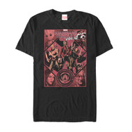 Guardians of the Galaxy Vol 2 | Diamante Diamond | Mens T-shirt