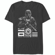 Star Wars Rogue One | Elite Death | Men's T-shirt |