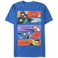 Big Hero 6 | Hiros Heroes | Men's T-shirt |