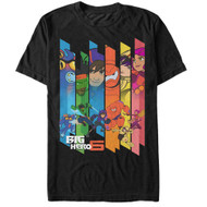 Big Hero 6 | Curtains | Men's T-shirt |