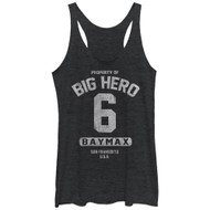 Big Hero 6 | Baymax Property | Tank Top|