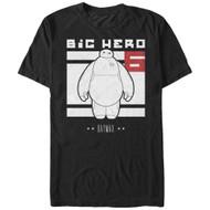 Big Hero 6 | Baymax Block | Men's T-shirt |