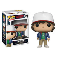 Stranger Things | Dustin with Compass | Funko Toys | Pop Rocks | Vinyl Figure