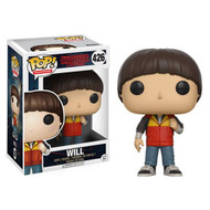 Stranger Things | Will | Funko Toys | Pop Rocks | Vinyl Figure