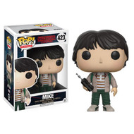 Stranger Things | Mike with Walkie Talkie | Funko Toys | Pop Rocks | Vinyl Figure