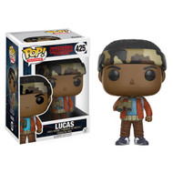 Stranger Things | Lucas | Funko Toys | Pop Rocks | Vinyl Figure