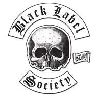Black Label Society - Back Patch Set