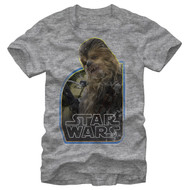 Star Wars | The Wookie | Mens T-shirt |