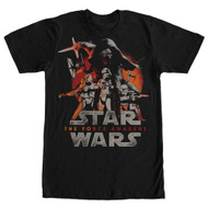 Star Wars | New Poster | Mens T-shirt |