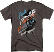 Wonder Woman | The Movie | Fight For Peace | Mens T-shirt