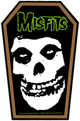 Misfits - Coffin - Woven Patch