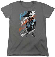Wonder Woman | The Movie | Fight For Peace | Womans Tee
