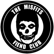 Misfits - Fiend Club - Woven Patch