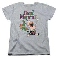 Uncle Grandpa | Good Mornin | Womans Tee