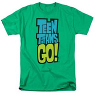 Teen Titans Go | Logo | Mens T-shirt