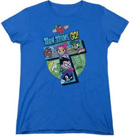 Teen Titans Go | T | Womans Tee