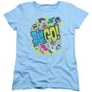 Teen Titans Go | Go | Womans Tee