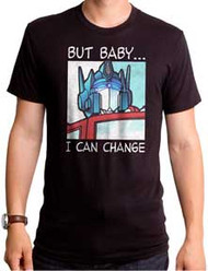 Transformers | Changed It Up | Mens T-shirt