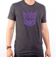 Transformers | Decepticon Logo | Mens T-shirt