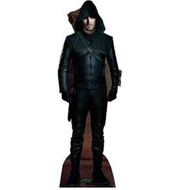 Arrow - Green Arrow - Cardboard Standup