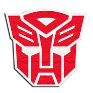 Transformers | Autobots Logo | Patch
