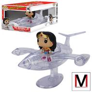 Wonder Woman | Invisible Jet | Pop! Vinyl Vehicle