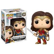 Wonder Woman | Justice League Movie | Pop! Vinyl Figure