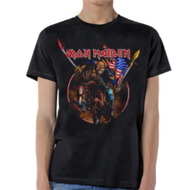 Iron Maiden | USA 2012 | Mens T-shirt