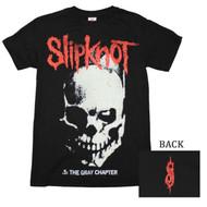 Slipknot   Skull and Tribal   Mens T-shirt