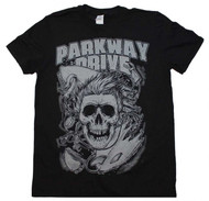 Parkway Drive | Surfer Skull | Men's T-shirt