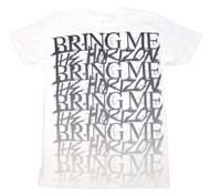 Bring Me The Horizon | Stacked Logo | Men's T-shirt