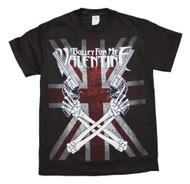Bullet For My Valentine | Crossed Guns | Men's T-shirt