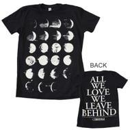 Converge | Moon Phase | Men's T-shirt