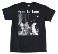 Face To Face | Live | Men's T-shirt