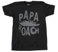 Papa Roach   Classic Logo   Men's T-shirt