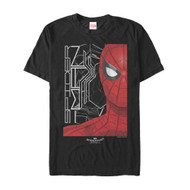 Spiderman | Homecoming | Black and White | Men's T-shirts