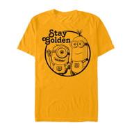 Despicable Me 3 | Stay Golden | Men's T-shirt |