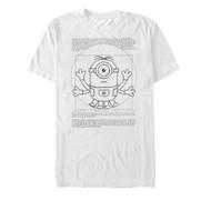 Despicable Me 3 | Evolution | Men's T-shirt |