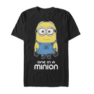 Despicable Me 3 | One in a Minion | Men's T-shirt |