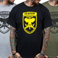 Clutch | Elephant Riders | Men's T-shirt |