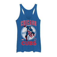 Marvel | MLB | Chicago Cubs | Cubs Baseballcap | Tank
