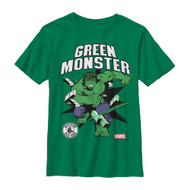 Marvel | MLB | Boston Red Sox | Green Monster | Youth T-shirt