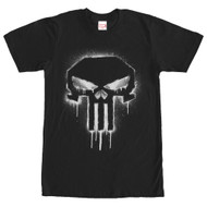 Punisher | Spray Paint | Men's T-shirt
